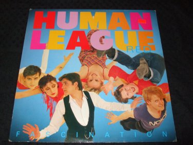 "HUMAN LEAGUE ~ FASCINATION 12"" MINT/NEW"