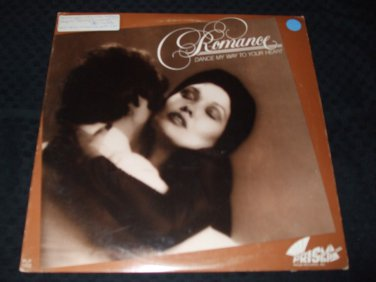ROMANCE ~ DANCE MY WAY TO YOUR HEART LP MINT/ RARE (SIMON SOUSSAN)