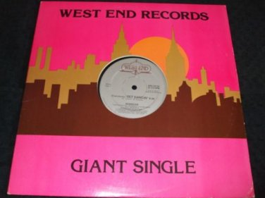 BOMBERS ~(EVERYBODY)  GET DANCIN' RARE/ MINT/ HARD TO FIND/ NEVER PLAYED