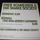 "FRED SCHNEIDER ~ MONSTER 12"" ULTRA RARE/ NEVER PLAYED / PROMO/ NEW"