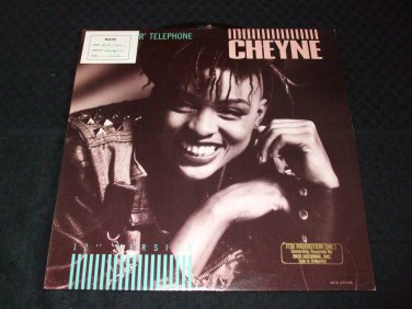 """CHEYNE ~ CALL ME MR. TELEPHONE 12"""" PROMO/MINT"""
