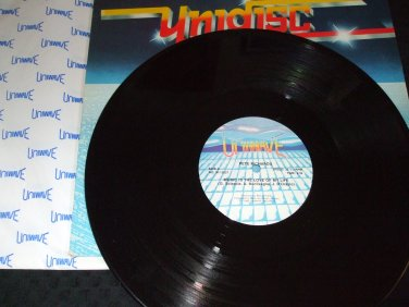 """PETE RICHARDS ~ MUSIC IS THE LOVE OF MY LIFE 12"""" RARE/ MINT/ NEVER PLAYED"""