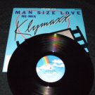 "KLYMAXX ~ MAN SIZE LOVE (REMIX) 12"" NEAR MINT / RARE IMPORT"
