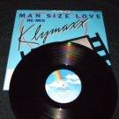 """KLYMAXX ~ MAN SIZE LOVE (REMIX) 12"""" NEAR MINT / RARE IMPORT"""
