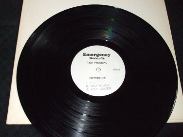 DIFFERENCE ~ HIGH FLY LP TEST PRESSING/ RARE/ MINT/LIKE NEW / NEVER PLAYED