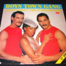 "BOYS TOWN GANG ~ JUST CAN'T HELP BELIEVING 12"" MINT/ IMPORT / NEVER PLAYED"