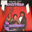 "BRENDA REID & THE NEW EXCITERS ~ REACHING FOR THE BEST  12""  MINT/ LIKE NEW"
