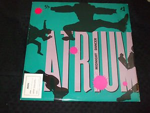 "ATRIUM ~ MIDNIGHT DANCER  12""  MINT/  LIKE NEW / CLEAN / RARE"