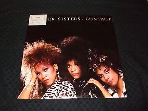 POINTER SISTERS ~ CONTACT LP / NEAR MINT/ LIKE NEW