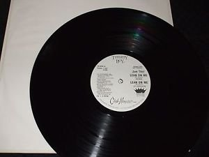 "CLUB NOUVEAU ~ LEAN ON ME 12""  MINT/ NEVER PLAYED/ LIKE NEW/ PROMO / RARE"