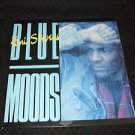 KENI STEVENS ~ BLUE MOODS LP   MINT/NEVER PLAYED / IMPORT / RARE