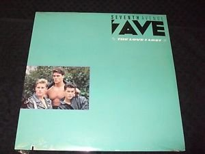 "SEVENTH AVENUE ~ THE LOVE I LOST 12"" SEALED / MINT/ RARE"