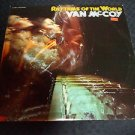 VAN MCCOY ~ RHYTHMS OF THE WORLD  LP    NEAR MINT/ NICE
