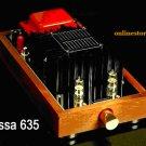 Boosa integrated hybrid tube amplifier.