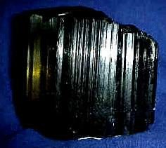 Black Tourmaline - Back Pain
