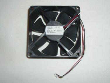 Nidec D08K-24PU Cooling Fan DC 24V 0.13A 80x80x25mm