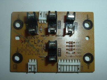 Sony Senser Assembly 1-672-639-11 for DVD Changer