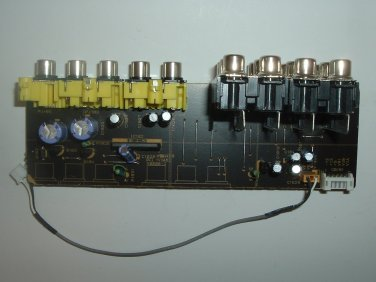 Yamaha Component Video Board X8585-2 for A/V Receiver
