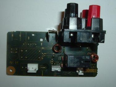 Sony Speaker Terminal Board 1-861-059-11 for A/V Receiver