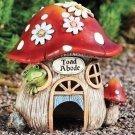 Garden Toad House Frog Home Outdoor Lawn Decor