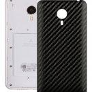 Carbon Fiber Texture Back Cover Replacement for Meizu MX 4 Pro Black
