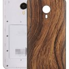 Wood Grain Back Cover Replacement for Meizu MX 4 Pro Yellow