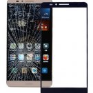 Huawei Ascend Mate7 Front Screen Cover Plate / Outer Glass Lens(Black)