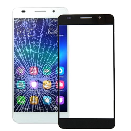 Huawei Honor 6 Front Screen Outer Glass Lens(Black)