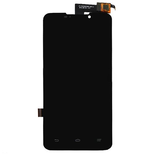 LCD Display + Touch Screen Digitizer Assembly for ZTE Grande Memo 5.7 / N5 / U5 / N9520(Black)