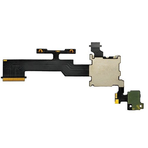 Volume Control Button & SD Memory Card Slot Flex Cable Replacement for HTC One M8