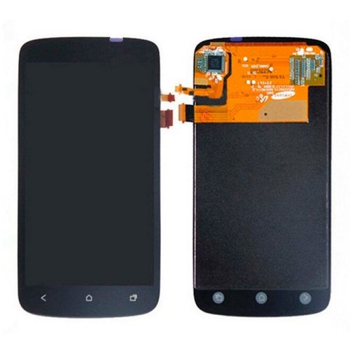 LCD Screen + Touch Screen Digitizer Assembly for HTC One S