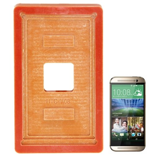 Precision Screen Refurbishment Mould Molds for HTC One M8 LCD and Touch Screen