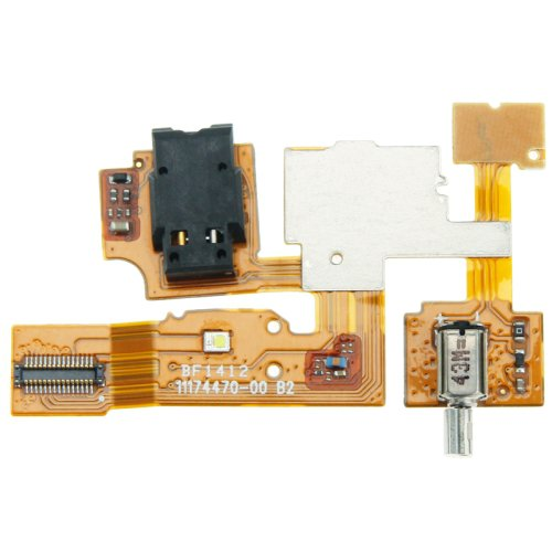 Headphone Jack Flex Cable for Nokia XL