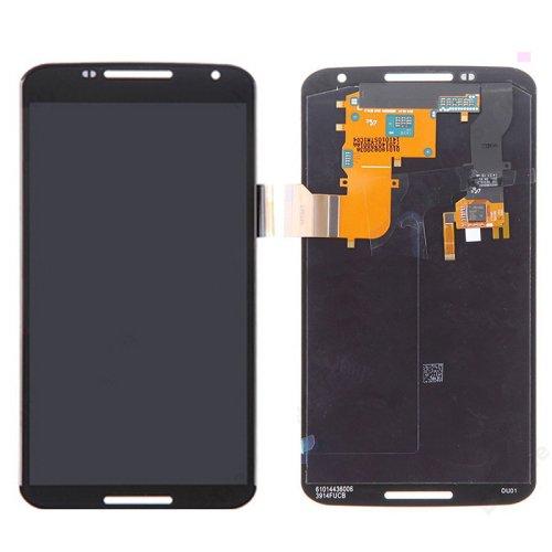 LCD Screen + Touch Screen Digitizer Assembly for Google Nexus 6 / XT1100 / XT1103(Black)