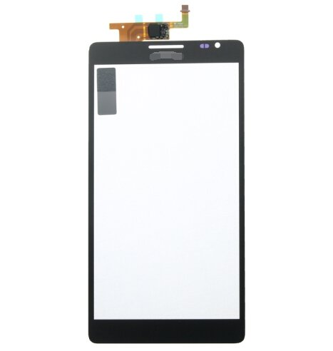Touch Screen Replacement for Huawei Ascend Mate (3G Version)(Black)