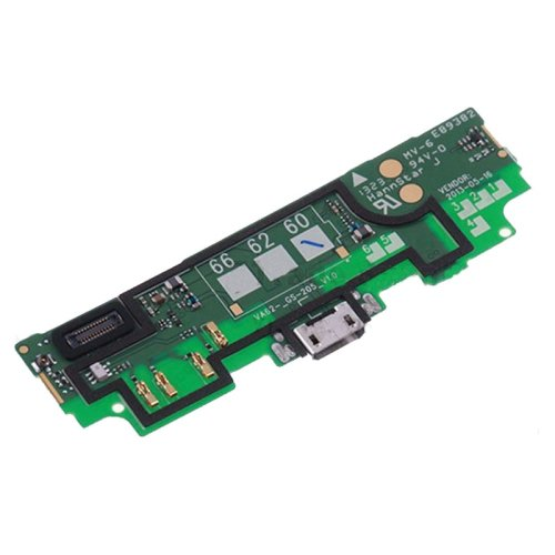 Charging Port Flex Cable Replacement Parts for Nokia Lumia 625
