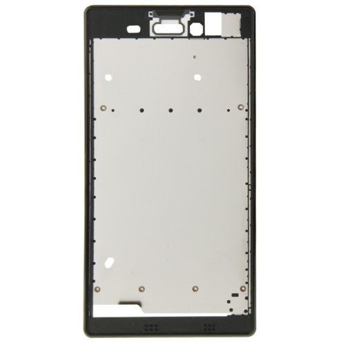 Front Housing Replacement for Sony Xperia T3(Black)