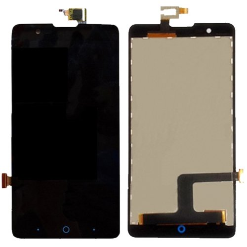 LCD Screen + Touch Screen Digitizer Assembly for ZTE Red Bull V5 / U9180 / V9180 / N9180(Black)