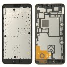 Front Housing LCD Frame Bezel Plate Replacement for Nokia Lumia 530 / N530