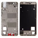 Front Housing LCD Frame Bezel Plate Replacement for Huawei Honor 7i(White)