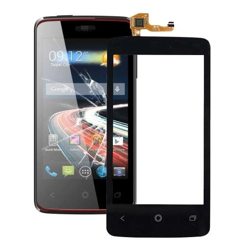 Touch Screen Replacement for Acer Liquid Z4 / Z140(Black)