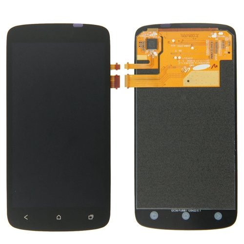 LCD Screen + Touch Screen Digitizer Assembly for HTC One S (T Mobile)(Black)