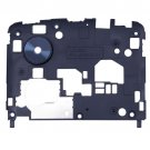 Back Plate Housing Camera Lens Panel Replacement for Google Nexus 5 / D820 / D821(Black)