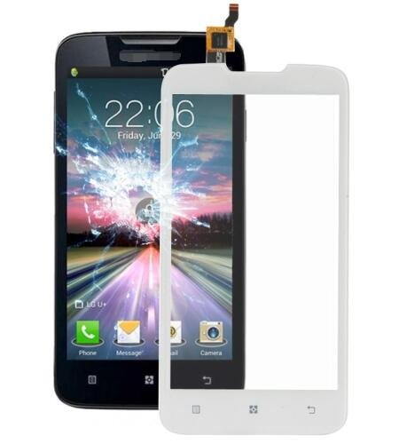 Touch Screen Replacement for Lenovo A680(White)