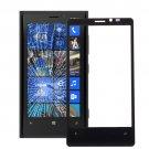 Nokia Lumia 920 Front Screen Outer Glass Lens(Black)