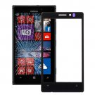 Nokia Lumia 925 Front Screen Outer Glass Lens(Black)