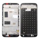 Huawei Maimang 4 Front Housing LCD Frame Bezel Plate(Black)