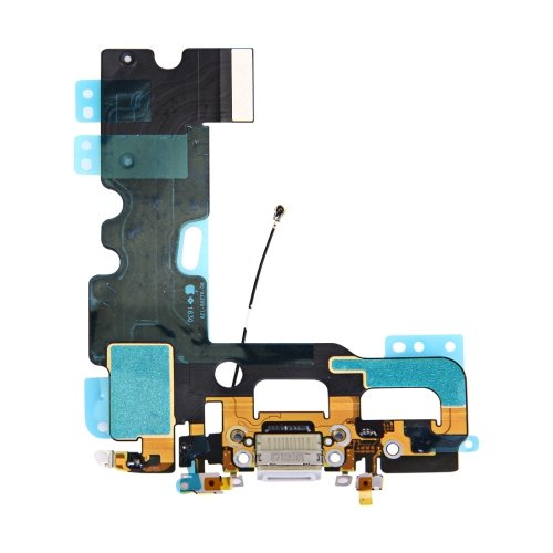 iPhone 7 Charging Port + Audio Flex Cable(Grey)