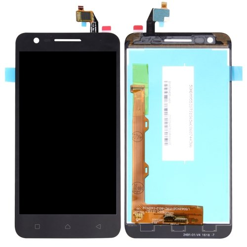 Lenovo C2 LCD Screen + Touch Screen Digitizer Assembly(Black)