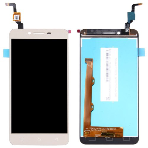 Lenovo Lemon 3 LCD Display + Touch Screen Digitizer Assembly (Gold)